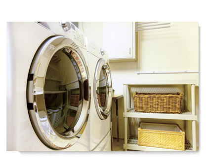 LAUNDRY ROOM LESSONS